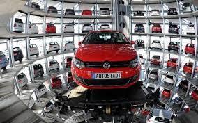 Ситуация на российском рынке легковых автомобилей