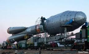 «Союз-2.1а» размещен на космодроме Восточный