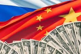 Объём торговли между Россией и Китаем упал на 29 %