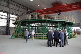 Вице-премьер инспектирует комплексы космодрома Восточный