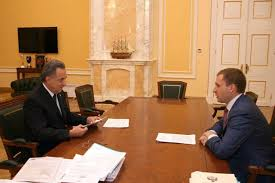 Губернатор обсудил возрождение ФК «Амур»