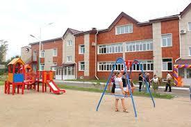 Новый детский сад в Благовещенске сдадут в День защиты детей