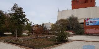 Сквер возле краеведческого музея города Свободный будет реконструирован