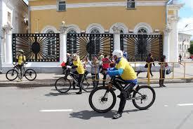 Российско-китайский велосипедный марафон