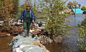Опасность паводка в Приамурье миновала