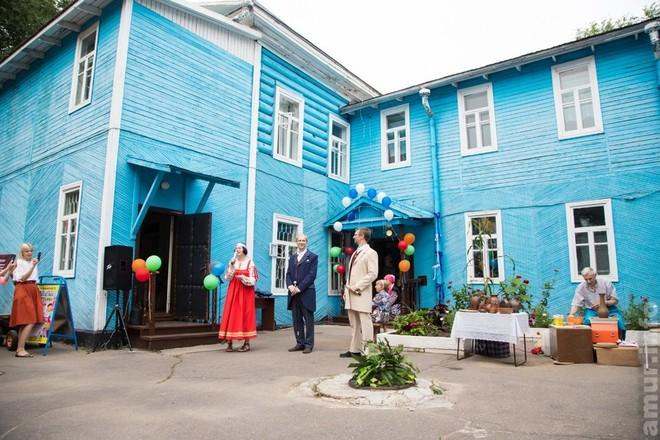 В Благовещенске открыли новый музей