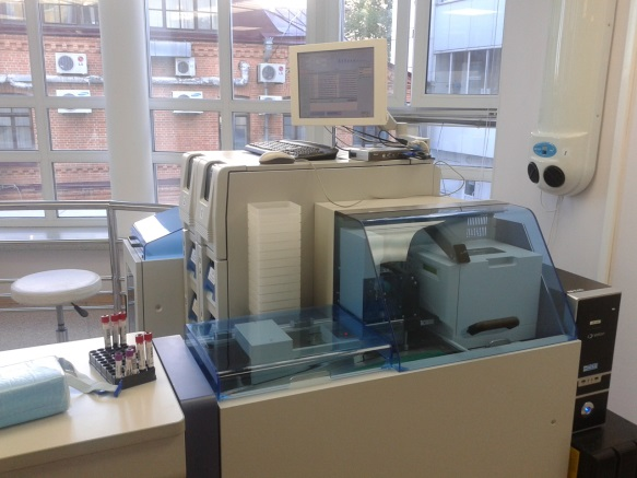 Больницы и лаборатории Амурской области переходят на вакуумные системы