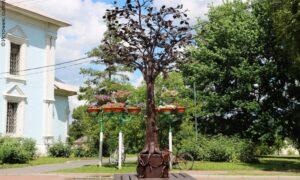Необычный объект в селе Плодопитомник
