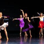Турнир по танцевальному спорту на кубок клуба «Эриданс»